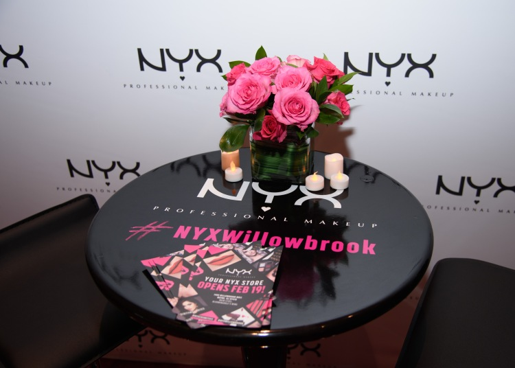 WAYNE, NJ - FEBRUARY 18: General view of atmosphere at the NYX Professional Makeup Store Willowbrook grand opening VIP party on February 18, 2016 in Wayne, New Jersey. (Photo by Dave Kotinsky/Getty Images for NYX Cosmetics)