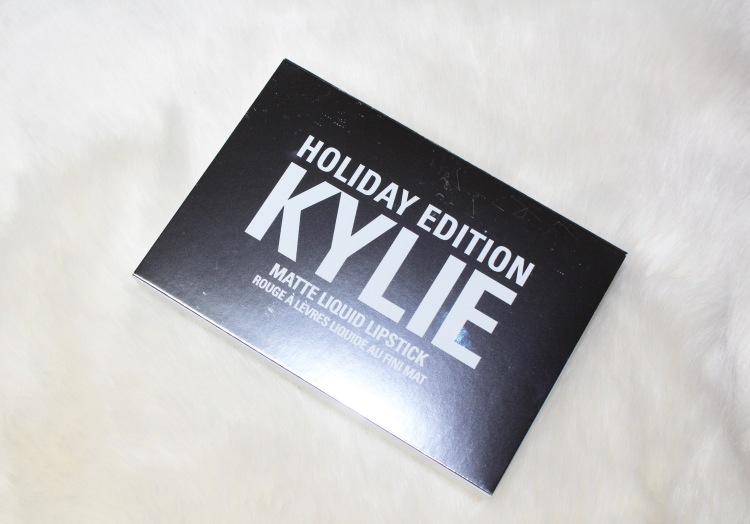 Holiday Try It Kit by Kylie Cosmetics #20